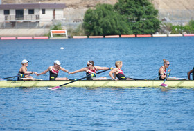 Thirteen Pac-12 women's rowers named CRCA All-Americans