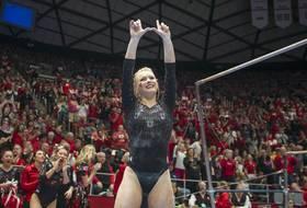 Utah's Dabritz named Pac-12 gymnastics Scholar Athlete of the Year
