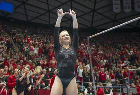 Utah claims top seed for Pac-12 Gymnastics Championships