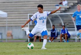 <p>UCLA men's soccer Victor Chavez</p>