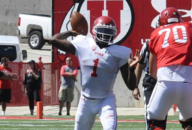 Roundup: Tyler Huntley named Utah's starting quarterback