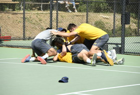 Cal's historic upset, USC's clutch win sends teams to Pac-12 Men's Tennis Final