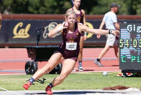 2018 Pac-12 Track & Field Championships Maggie Ewen