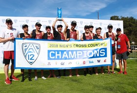 Stanford men defend, Oregon women take 2018 Pac-12 Cross Country Championships