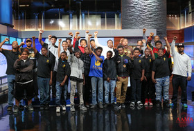 Pac-12 'Impact' initiative hosts African American Male Achievement Program