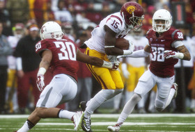USC's Nelson Agholor burns Washington State for career night
