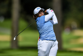 2018 Pac-12 Women's Golf Championships: UCLA defending champion Lilia Vu sits in three-way tie for first after opening day