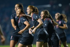 Stanford and UCLA cruise to NCAA women's soccer quarterfinals
