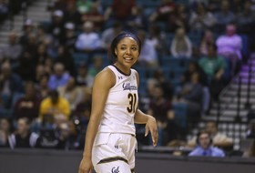 2019 Pac-12 Women's Basketball Tournament: Kristine Anigwe's 31st straight double-double leads Cal to win, matchup with Stanford