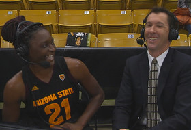 Sophia Elenga on ASU's big win over Colorado to start conference play: 'We've been working hard for this game'