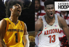 'Saturday Hoops' returns with a bang as No. 17 Arizona hosts No. 3 Arizona State this Saturday
