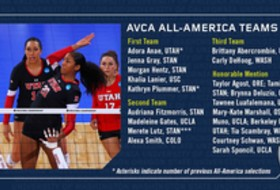11 Pac-12 volleyball players named AVCA All-Americans