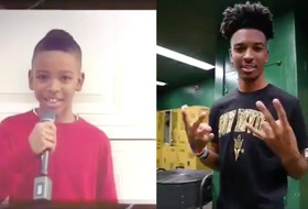 2018 Football Early Signing Period: Jayden Daniels goes official at ASU with adorable video