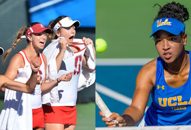 NCAA Women's Tennis Championships: Stanford, UCLA on to Round of 16