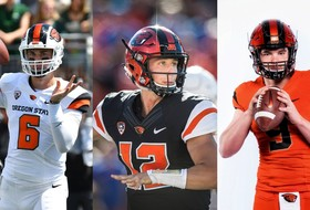 Roundup: Oregon State likely naming starting QB on Monday