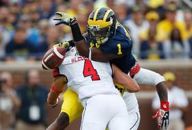 Utes safety Brian Blechen makes impression on Michigan
