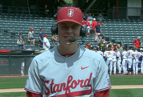 Will Matthiessen on two-home run game for No. 2 Stanford: 'I was looking for something good to hit'