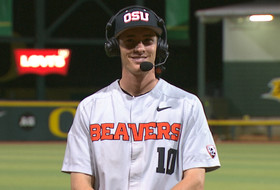 Oregon State's Michael Gretler on playing in-state rival Oregon: 'We definitely get up for it'