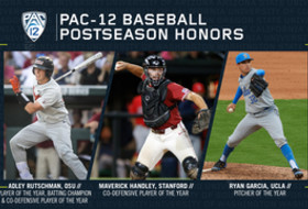 Pac-12 announces 2019 baseball 