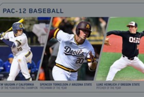 Pac-12 announces baseball All-Conference honors
