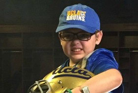 "UCLA Bruins sign 9-year-old Cade Spinello to ""Letter of Intent"""