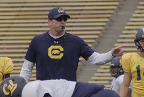 Cal football's new head coach Justin Wilcox excited to return to Berkeley