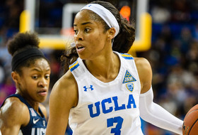 Roundup: UCLA women's basketball moves into 3-way tie for 1st