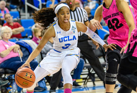 UCLA's Jordin Canada becomes Pac-12 women's basketball's all-time assists leader