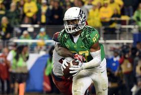 Oregon football: Darren Carrington saves his best for the Pac-12 Championship Game