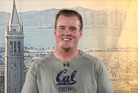 Cal's Evan Weaver talks game-changing interception in upset of Washington, outlook for November slate