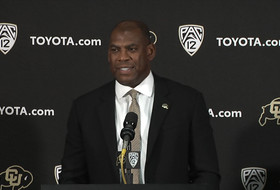 New Colorado head football coach Mel Tucker traces roots, lays out recruiting plan during introductory press conference