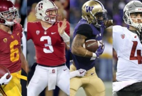 CFP Top 25: USC up to No. 10, Stanford soars to No. 12