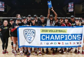 Stanford claims Pac-12 volleyball crown as teams look towards postseason