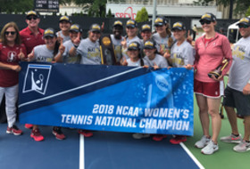 NCAA Women's Tennis Championships: Stanford topples top-seeded Vanderbilt to claim crown