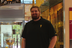 Chip Sarafin, Arizona State offensive lineman, comes out as gay