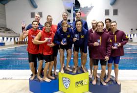 Day 2 - 2020 Pac-12 Men's Swimming Championships