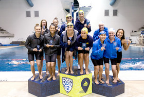 2019 Pac-12 Swimming (W) & Diving (M/W) Championships: Cal 200-yard freestyle relay finishes in nation-best time