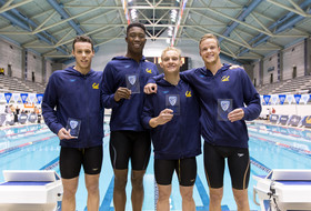 Cal leads the way heading into Pac-12 Men's Swimming Championships finale