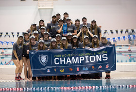 2018 Pac-12 Swimming (W) & Diving (M/W) Championships: Stanford celebrates back-to-back titles