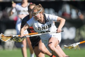 Colorado claims regular season Pac-12 Women's Lacrosse title and No. 1 seed