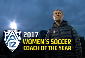 Stanford's Paul Ratcliffe named Pac-12 Women's Soccer Coach of the Year
