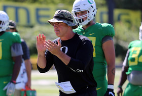 Live coverage today of Oregon introductory press conference for Mario Cristobal
