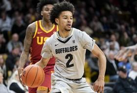 Recap: Colorado men's basketball defeats USC, sweeping Los Angeles schools for first time in program history