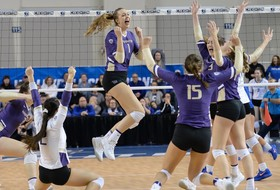 Four Pac-12 volleyball teams compete at NCAA regionals