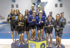 Cardinal extends lead entering Pac-12 Women's Swimming and Diving & Men's Diving Championships Finale