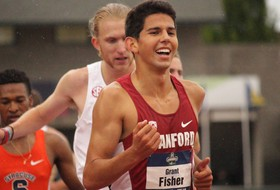 NCAA Track & Field Championships: Stanford's Grant Fisher takes 5K title