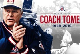 Pac-12 Networks to air Dick Tomey memorial, live from Arizona, tomorrow at 9 a.m. PT