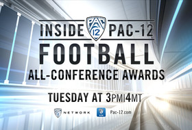 Pac-12 Networks coverage of All-Conference Awards