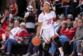 Michelle Smith WBB Feature: Stanford's Carrington is having a breakout season