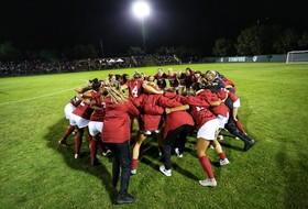 Pac-12 women's soccer on top of national poll